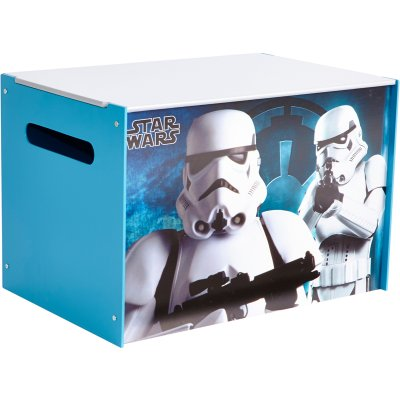 Star Wars Tidy Up Time Toy Box
