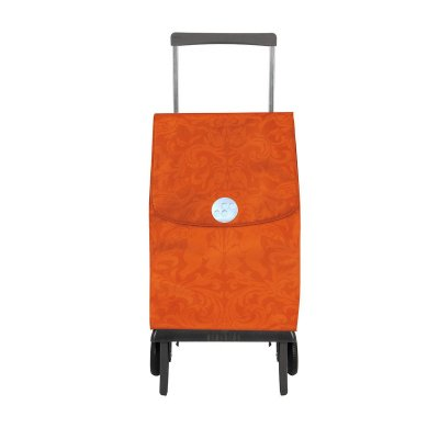 SHOPPINGVAGN ROLSER PLEGAMATIC GLORIA ORANGE