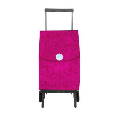 SHOPPINGVAGN ROLSER PLEGAMATIC GLORIA FUCSIA
