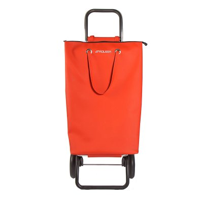 SHOPPINGVAGN ROLSER RG LOGIC SUPERBAG RÖD