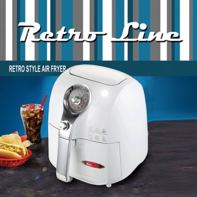 Air Fryer Fritös – Retro Line